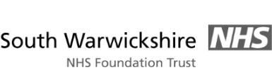 South Warwickshire NHS Foundation Trust